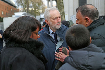 Jeremy Corbyn Grenfell Tower National Memorial Service