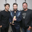 Jeremy Dylan 12th Annual ACM Honors - Backstage And Audience