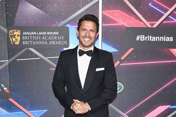 Jeremy Edwards 2015 Jaguar Land Rover British Academy Britannia Awards