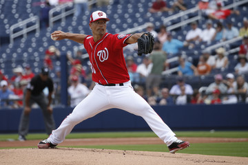 Jeremy Guthrie Houston Astros v Washington Nationals