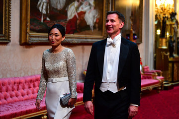 Jeremy Hunt US President Trump's State Visit To UK - Day One