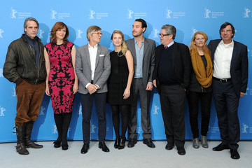 Jeremy Irons Bille August 'Night Train To Lisbon' Photocall - 63rd Berlinale International Film Festival