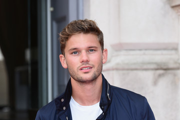 Jeremy Irvine 'The Wife' UK Premiere - Red Carpet Arrivals