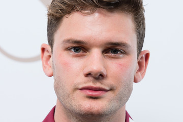 Jeremy Irvine The Inaugural International Fashion Show In London