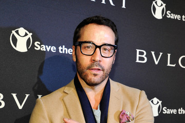 Jeremy Piven BVLGARI And Save The Children Pre-Oscar Event - Red Carpet