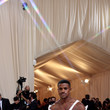 Jeremy Pope The 2021 Met Gala Celebrating In America: A Lexicon Of Fashion - Arrivals