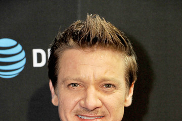 Jeremy Renner DirecTV Super Saturday Night Co-Hosted by Mark Cuban's AXS TV - Arrivals