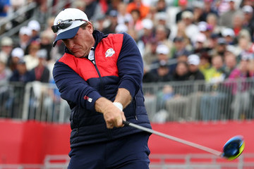 Jeremy Roenick 2016 Ryder Cup - Celebrity Matches