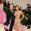 Jeremy Scott The 2021 Met Gala Celebrating In America: A Lexicon Of Fashion - Arrivals
