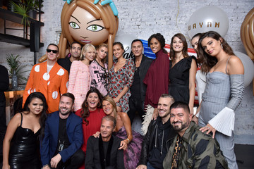 Jeremy Scott Stella Maxwell Saks Celebrates AdR Book: Beyond Fashion By Anna Dello Russo With Book Signing And Private Dinner