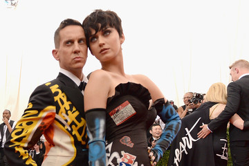 Jeremy Scott 'China: Through The Looking Glass' Costume Institute Benefit Gala - Arrivals