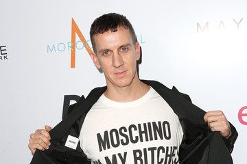 """Jeremy Scott The DAILY FRONT ROW """"Fashion Los Angeles Awards"""" Show - Arrivals"""