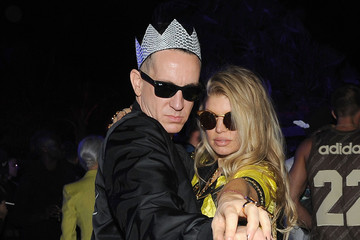 Jeremy Scott Moet Ice Imperial At Moschino's Late Night Hosted By Jeremy Scott At Coachella 2015