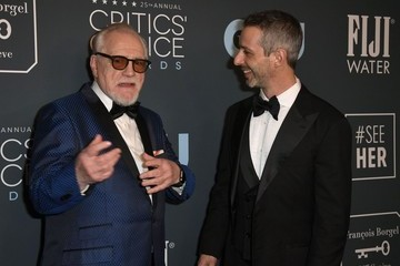 Jeremy Strong 25th Annual Critics' Choice Awards - Press Room