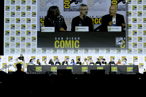 2019 Comic-Con International - 'Enter The Star Trek Universe' Panel