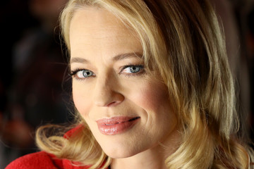 Jeri Ryan The American Heart Association's Go Red For Women Red Dress Collection 2020 - Backstage