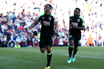 Jermain Defoe Burnley vs. AFC Bournemouth - Premier League