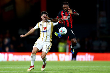 Jermain Defoe AFC Bournemouth vs. Milton Keynes Dons - Carabao Cup Second Round