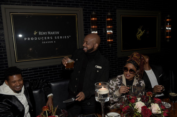 Rémy Martin And Award-Winning Producer Jermaine Dupri Host Intimate Dinner To Celebrate The Upcoming Sixth Season Of Producers Series