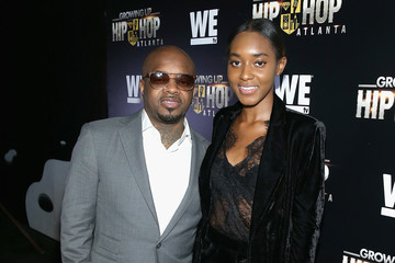 Jermaine Dupri WE tv's 'Growing Up Hip Hop' Atlanta Premiere Screening Event