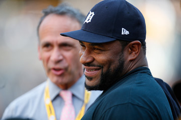 Jerome Bettis Cincinnati Bengals v Pittsburgh Steelers