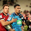Jerome Kaino Super Rugby Rd 19 - Crusaders v Blues