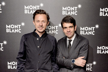 Jerome Lambert Montblanc Summit Launch Event at the Ledenhall Building - Photocall