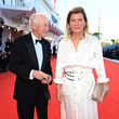 """Jerome Seydoux """"Madres Paralelas"""" Red Carpet And Opening Ceremony - The 78th Venice International Film Festival"""