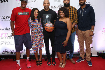 Jerome Williams Suite Life Welcome The BIG 3 NBA Veterans To Chicago
