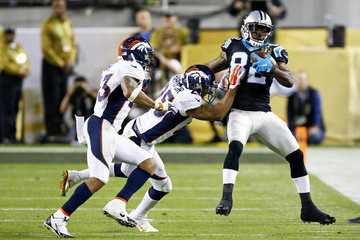 Jerricho Cotchery Super Bowl 50 - Carolina Panthers v Denver Broncos