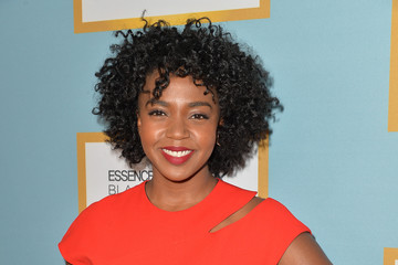 Jerrika Hinton 2016 ESSENCE Black Women In Hollywood Awards Luncheon - Red Carpet