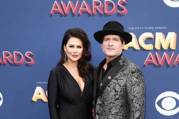 Jerrod Niemann 53rd Academy Of Country Music Awards - Arrivals