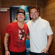 Jerrod Niemann SiriusXM's The Highway Channel Broadcasts Backstage Leading Up To The Academy of Country Music Awards