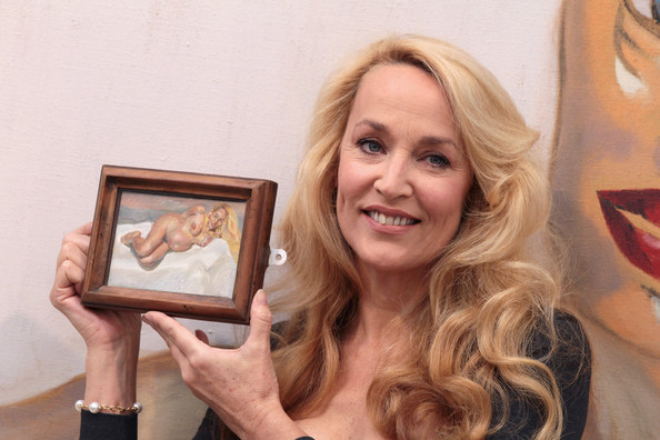 jerry hall wiki
