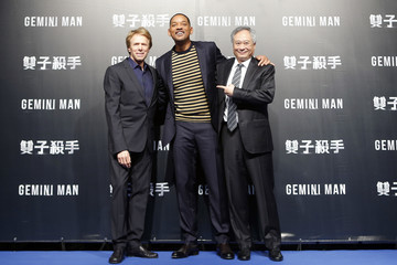 Jerry Bruckheimer Ang Lee Paramount Pictures 'Gemini Man' Taipei Premiere