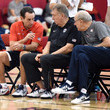 Jerry Colangelo Team USA Practice Session