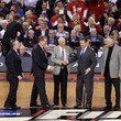 Jerry Colangelo Naismith Memorial Basketball Hall Of Fame 2015 Class On Court Announcement