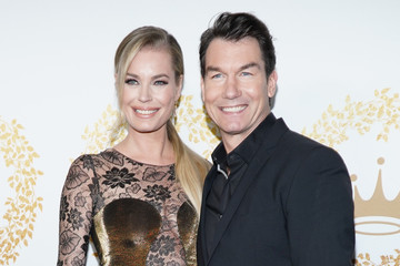 Jerry O'Connell Rebecca Romijn 2019 Winter TCA Tour - Hallmark Channel And Hallmark Movies And Mysteries - Arrivals