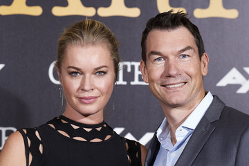 Jerry O'Connell Rebecca Romijn Jerry O'Connell Attends 'Carter' Photocall In Madrid