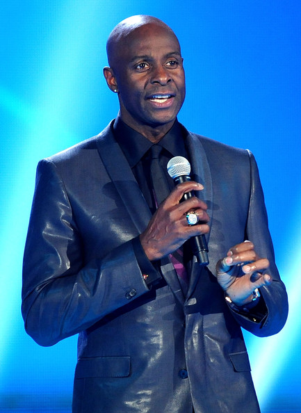 "Jerry Rice Pictures - Spike TV's ""2011 Video Game Awards ..."