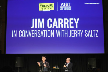 Jerry Saltz Vulture Festival Presented By AT&T - DAY 2