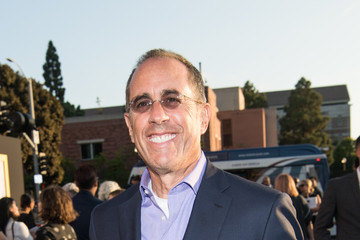 Jerry Seinfeld Premiere Of Warner Bros. Pictures' 'A Star Is Born' - Red Carpet