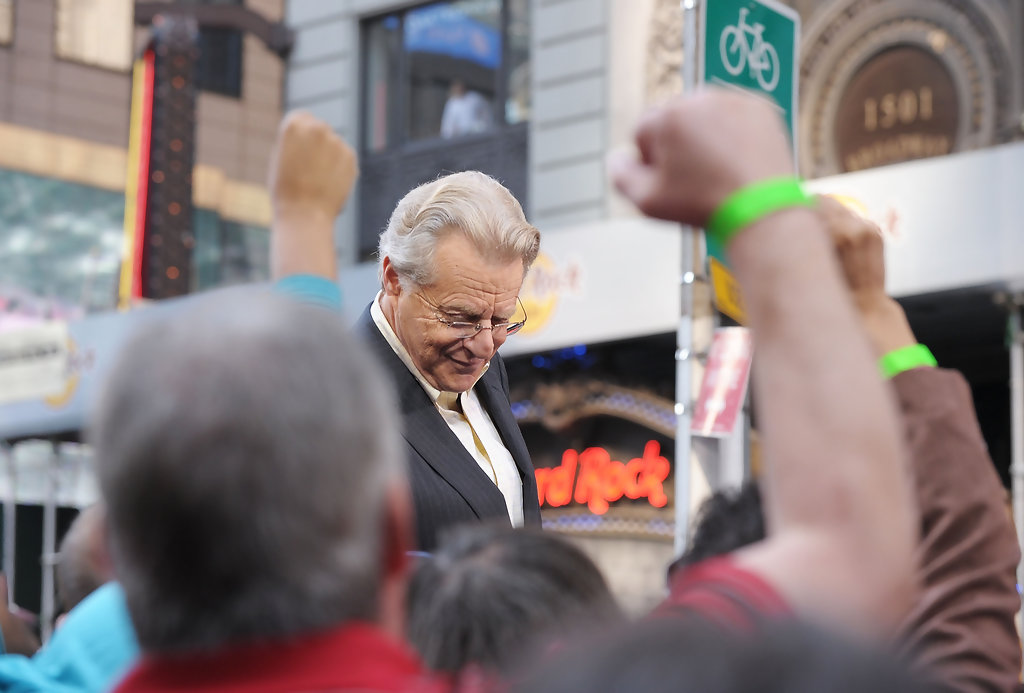 """The Jerry Springer Show"""" 20th Anniversary Show Taping - Pictures ..."""