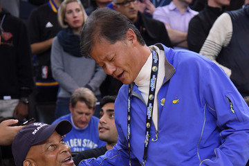 Jerry Yang Los Angeles Lakers v Golden State Warriors