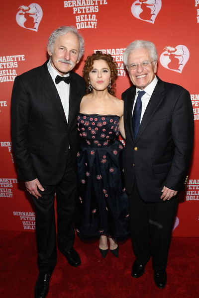 Bernadette Peters' Opening Night of 'Hello, Dolly!' On Broadway