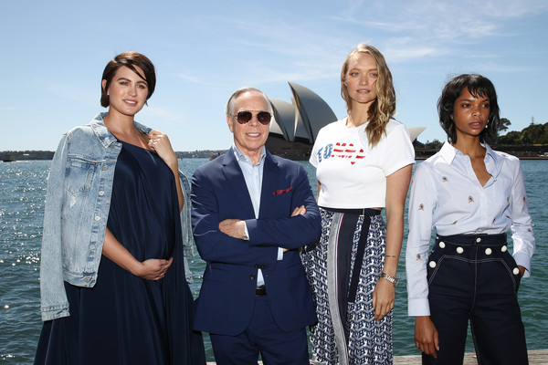 Tommy Hilfiger Sydney Photo Call