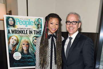 Jess Cagle PEOPLE Celebrates Disney's 'A Wrinkle In Time' At Per Se In NYC