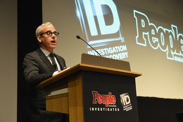 Jess Cagle Guests Attend a Screening of 'People Magazine Investigates'
