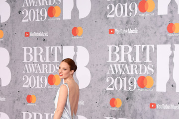 Jess Glynne The BRIT Awards 2019 - Red Carpet Arrivals