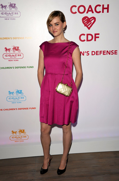 Coach Hosts An Evening of Cocktails and Shopping To Benefit The Children's Defense Fund - Red Carpet